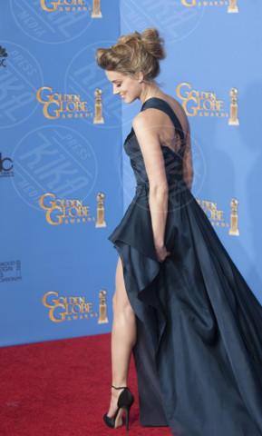 Amber Heard - Beverly Hills - 12-01-2014 - Golden Globe 2014: le foto più belle
