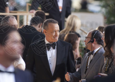 Tom Hanks - Beverly Hills - 12-01-2014 - Golden Globe 2014: le foto più belle