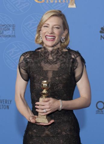 Cate Blanchett - Beverly Hills - 12-01-2014 - Golden Globe 2014: le foto più belle