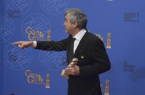Alfonso Cuaron - Beverly Hills - 12-01-2014 - Golden Globe 2014: le foto più belle