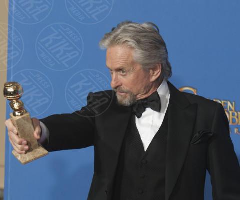 Michael Douglas - Beverly Hills - 12-01-2014 - Golden Globe 2014: le foto più belle