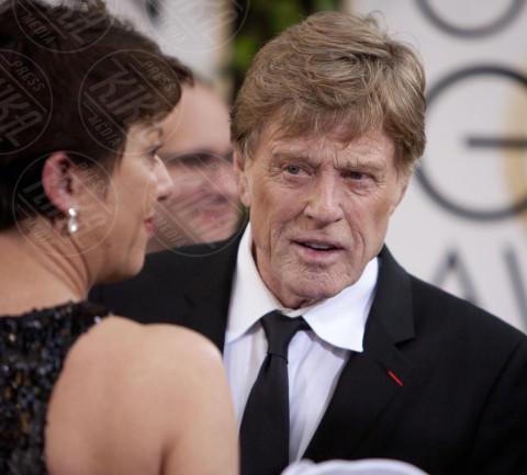 Robert Redford - Beverly Hills - 12-01-2014 - Golden Globe 2014: le foto più belle