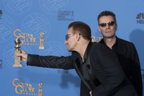 Bono - Beverly Hills - 12-01-2014 - Golden Globe 2014: le foto più belle