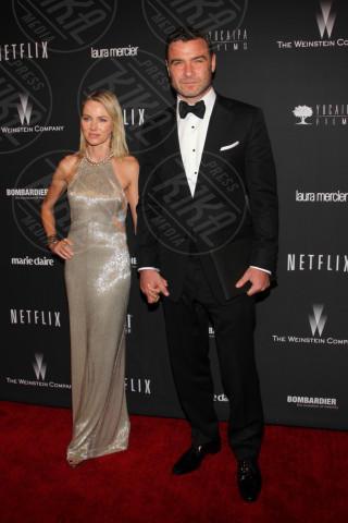 Liev Schreiber, Naomi Watts - Los Angeles - 13-01-2014 - Naomi Watts e Liev Schrieber presto sposi ?