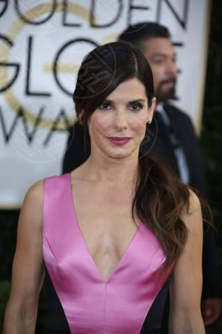 Sandra Bullock - Los Angeles - 13-01-2014 - Golden Globe 2014: gli arrivi sul red carpet