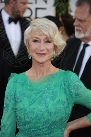 Helen Mirren - Los Angeles - 12-01-2014 - Golden Globe 2014: gli arrivi sul red carpet