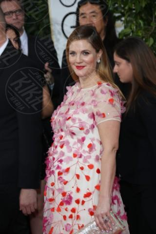 Drew Barrymore - Los Angeles - 13-01-2014 - Golden Globe 2014: gli arrivi sul red carpet