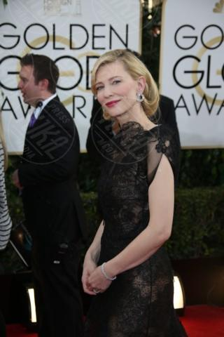 Cate Blanchett - Los Angeles - 13-01-2014 - Golden Globe 2014: gli arrivi sul red carpet