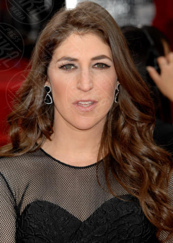 Mayim Bialik - Beverly Hills - 13-01-2014 - Golden Globe 2014: gli arrivi sul red carpet