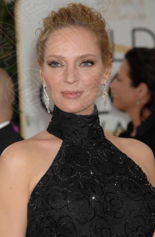 Uma Thurman - Beverly Hills - 13-01-2014 - Golden Globe 2014: gli arrivi sul red carpet