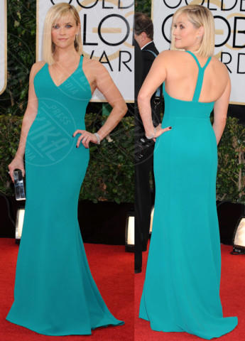 Reese Witherspoon - Los Angeles - 13-01-2014 - Vade retro abito! Le scelte ai Golden Globe 2014