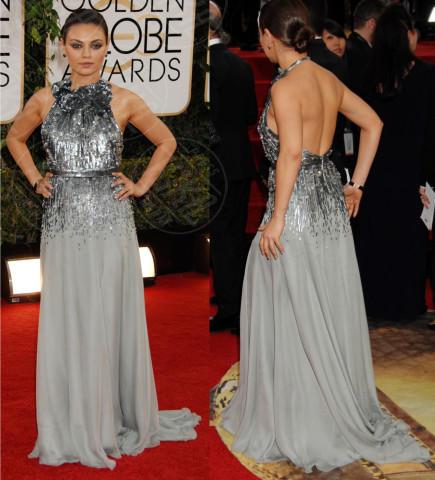 Mila Kunis - Los Angeles - 13-01-2014 - Vade retro abito! Le scelte ai Golden Globe 2014