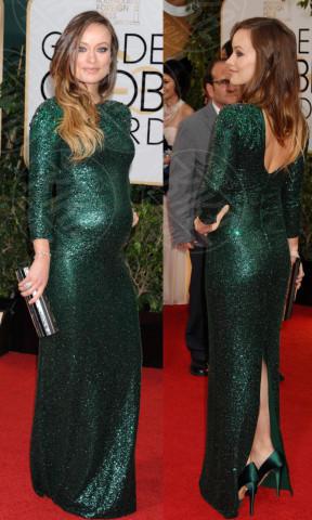 Olivia Wilde - Los Angeles - 13-01-2014 - Vade retro abito! Le scelte ai Golden Globe 2014