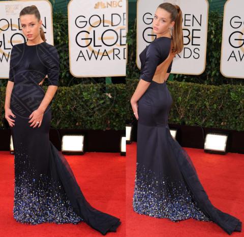 Adèle Exarchopoulos - Los Angeles - 13-01-2014 - Vade retro abito! Le scelte ai Golden Globe 2014