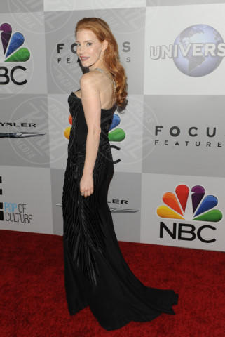 Jessica Chastain - Beverly Hills - 12-01-2014 - Golden Globe 2014: gli arrivi sul red carpet