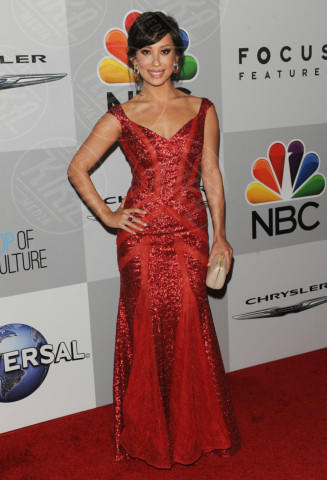 Cheryl Burke - Beverly Hills - 12-01-2014 - Golden Globe 2014: gli arrivi sul red carpet