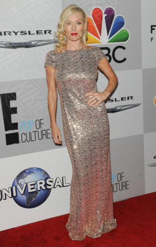 Victoria Smurfit - Beverly Hills - 12-01-2014 - Golden Globe 2014: gli arrivi sul red carpet
