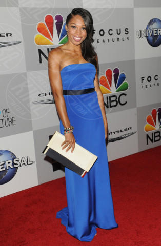 Allyson Felix - Beverly Hills - 12-01-2014 - Golden Globe 2014: gli arrivi sul red carpet