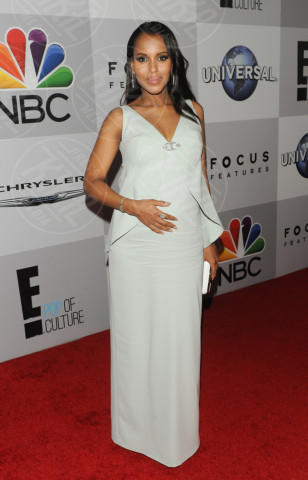 Kerry Washington - Beverly Hills - 12-01-2014 - Golden Globe 2014: gli arrivi sul red carpet