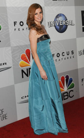Sarah Rafferty - Beverly Hills - 12-01-2014 - Golden Globe 2014: gli arrivi sul red carpet