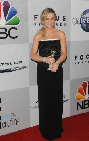 Amy Poehler - Beverly Hills - 12-01-2014 - Golden Globe 2014: gli arrivi sul red carpet