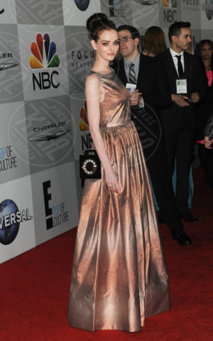 Lydia Hearst - Beverly Hills - 12-01-2014 - Golden Globe 2014: gli arrivi sul red carpet