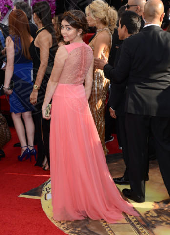 Sarah Hyland - Beverly Hills - 12-01-2014 - Golden Globe 2014: gli arrivi sul red carpet