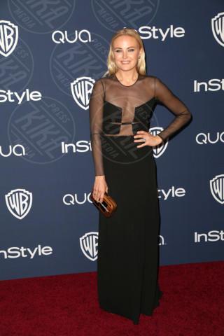 Malin Ackerman - Los Angeles - 12-01-2014 - Olivia Munn e Malin Akerman: chi lo indossa meglio?