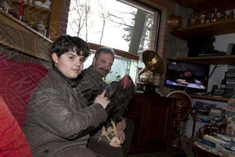 """John Tinteri, Gregorio Tinteri Mercandelli - Godiasco - 13-01-2014 - """"Il mio migliore amico è un gallo da combattimento"""""""