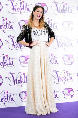 Martina Stoessel - Roma - 12-01-2014 - Martina Stoessel, dopo Violetta è il turno di Tini