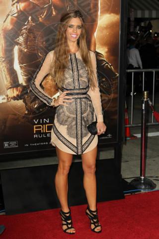 Lydia McLaughlin - Westwood - 29-08-2013 - Temara Melek e Ashley Roberts: chi lo indossa meglio?