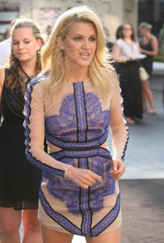 Ashley Roberts - Londra - 21-07-2013 - Temara Melek e Ashley Roberts: chi lo indossa meglio?