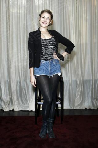 Beatrice Baldaccini - Milano - 14-01-2014 - Con gli shorts di jeans, siamo tutte Daisy Duke!