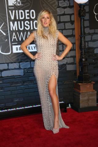 Ellie Goulding - Brooklyn - 26-08-2013 - Spacco mio, quanto mi piaci: ecco le celebrity in… gamba!