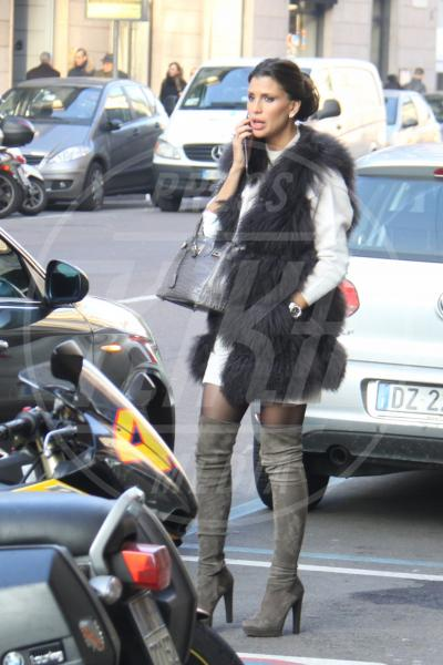 Claudia Galanti - Milano - 15-01-2014 - 2013 a tutta passione = 2014 a tutta mamma!