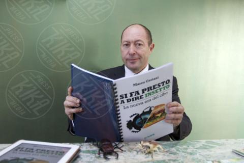 """Marco Ceriani - Sesto San Giovanni - 16-01-2014 - """"Gli insetti sono il cibo del futuro"""""""