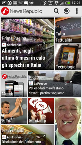 News Republic - Milano - 16-01-2014 - News Republic si aggiorna alla versione 4.0