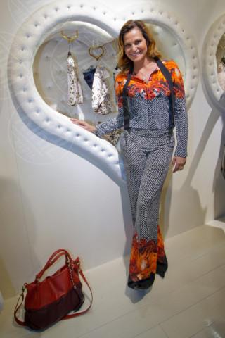 Simona Ventura - Firenze - 16-01-2014 - La tuta glam-chic conquista le celebrity