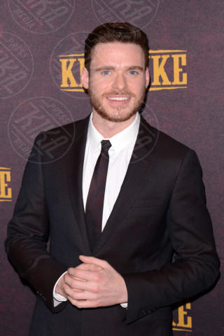 Richard Madden - Manhattan - 17-01-2014 - Dustin Hoffman presto in tv in Medici: Masters of Florence