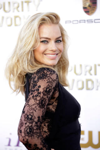 Margot Robbie - Los Angeles - 16-01-2014 - The Legend of Tarzan, le prime foto dal set