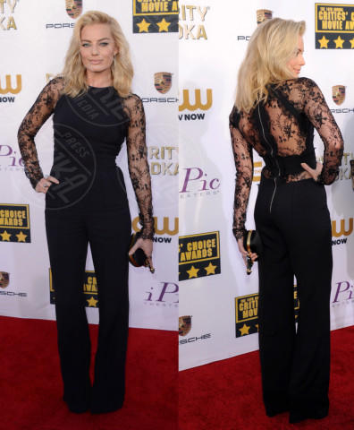 Margot Robbie - Los Angeles - 17-01-2014 - Vade retro abito! Le scelte ai Critic's Choice Awards