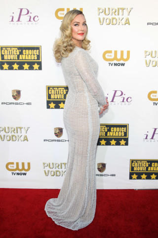 Elisabeth Rohm - Santa Monica - 16-01-2014 - Vade retro abito! Le scelte ai Critic's Choice Awards