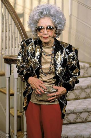 Ann Morgan Guilbert, La Tata - 17-01-2014 - Zia Yetta addio, lo spassoso personaggio de La Tata