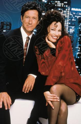 La Tata, Charles Shaughnessy, Fran Drescher - 17-01-2014 - I 10 amori delle serie tv anni 90 che ci hanno fatto sognare