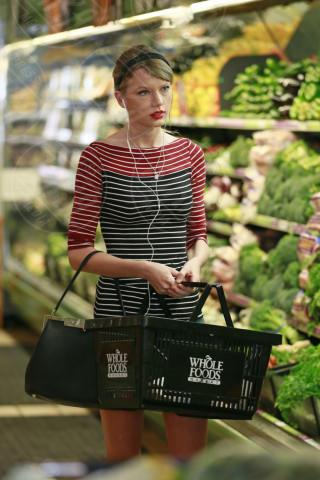 Taylor Swift - Los Angeles - 17-01-2014 - Quando vegetariano fa rima con bellezza
