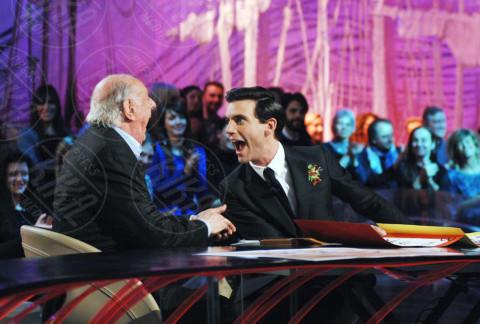 Dario Fo, Mika - Milano - 17-01-2014 - Callas, lo spettacolo che unisce Dario Fo e Paola Cortellesi
