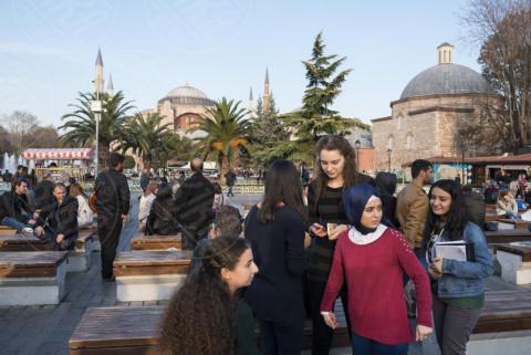 Pergamo - Istanbul - 20-11-2013 - Turchia: viaggio nella città di Pergamo