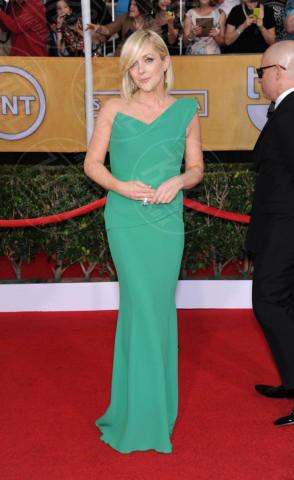 Jane Kaczmarek - Los Angeles - 18-01-2014 - Verde acqua, turchese, azzurro Tiffany: i colori dell'estate
