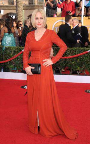 Patricia Arquette - Los Angeles - 18-01-2014 - Patricia Arquette, curve pericolose sul red carpet degli Oscar