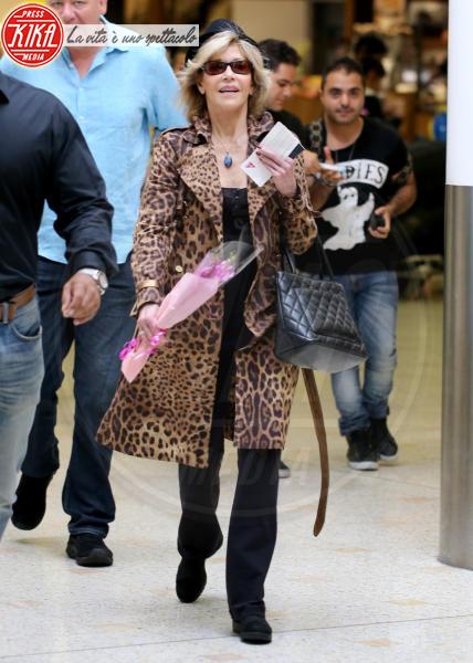 Jane Fonda - Sydney - 19-01-2014 - Il leopardo non si ammaestra, si indossa
